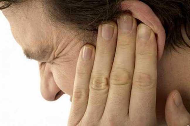 ألم الأذن