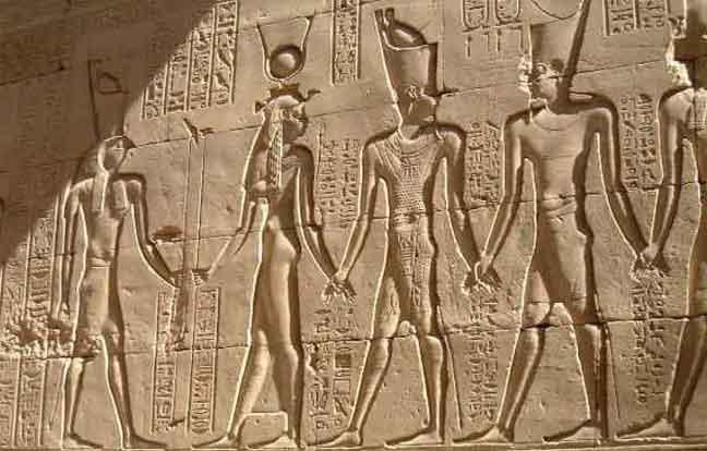 العثور على مقبرة كانت مفقودة في مصر