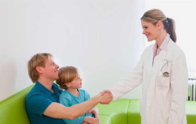 السلس البولي عند الأطفال