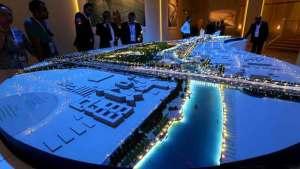 قناة مائية جديدة تضاعف من فخامة دبي