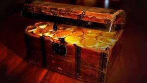 فرنسي يرث منزلا ويعثر على 100 كيلوغرام من الذهب داخله