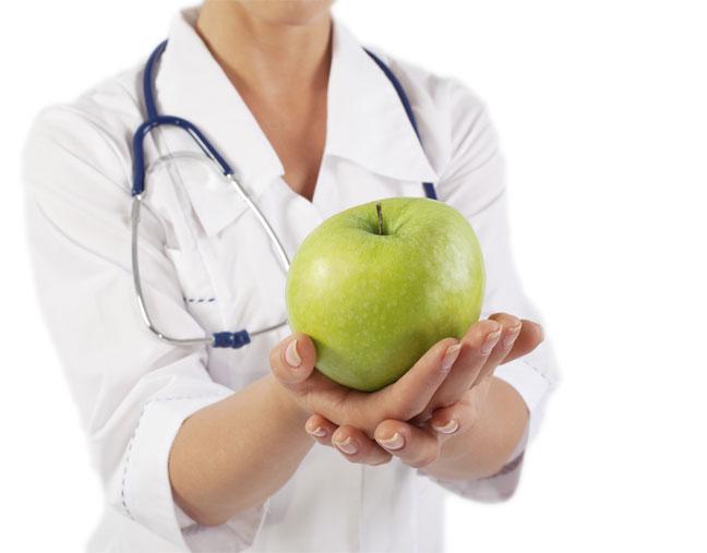 التغذية العلاجية  لمرض السرطان
