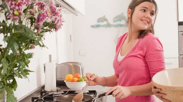 إفطار سريع جداً وصحي