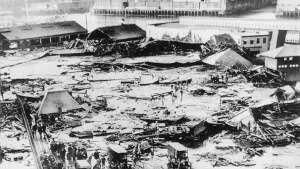طلاب هارفارد يكشفون سبب الكارثة التي ضربت بوسطن عام 1919