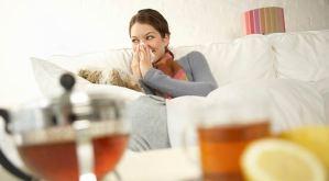 علاج الأنفلونزا بالطعام