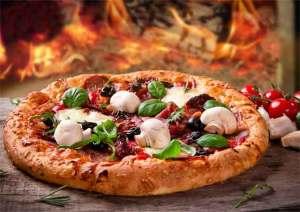 البيتزا والفطائر تسرّع في تقدم السن