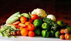 الخضراوات الطازجة تركيبة سحرية