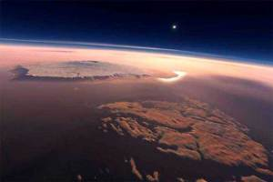 معلومات جديدة تصل من كوكب المريخ