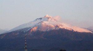 صحوة بركان إيطالي تسبب في انقراض البشر من قبل