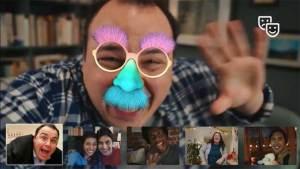 تطبيق ماسنجر يتيح مكالمات فيديو جماعية مع 50 شخصا