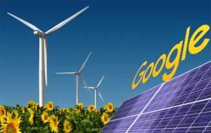 غوغل تتعهد العمل كليا بالطاقة المتجددة في 2017