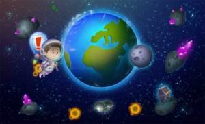 رفع الستارعن سر بنية المجموعة الشمسية للأرض