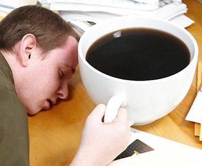 الإفراط في تناول القهوة خطر على القلب