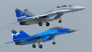 """بدء الاختبارات الحكومية لمقاتلة """"ميغ – 35"""" الروسية الحديثة"""