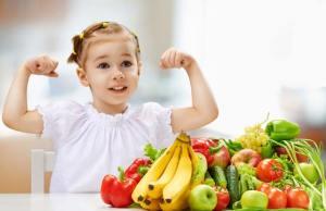 الغذاء السليم ينمي القدرات الدماغية عند الأطفال