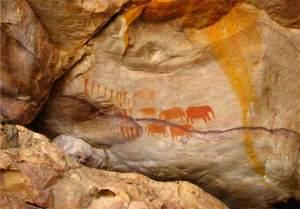 العثور على لوحات كهوف يبلغ عمرها 40 ألف عام