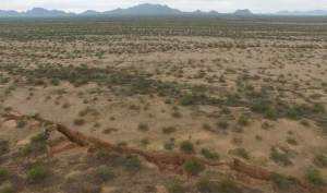 اكتشاف صدع عملاق في صحراء أريزونا