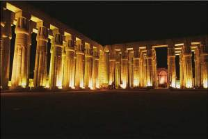 مدينة الأقصر الأثرية