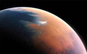 العثور على تيارات لبّية ضخمة في باطن المريخ