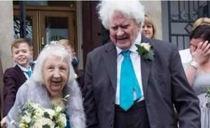 زواج روحي بعد أربعين عاماً