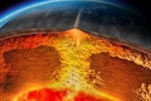 القشرة الأرضية