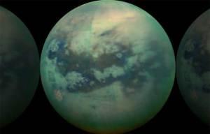القمر تيتان يشبه الأرض