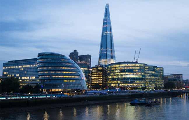 برج شارد في لندن