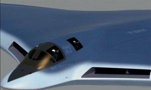 طائرة استراتيجية روسية جديدة