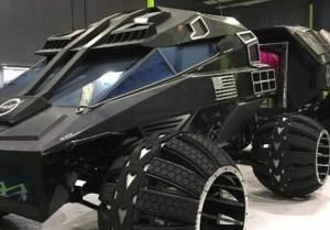 مركبة روفر المريخ