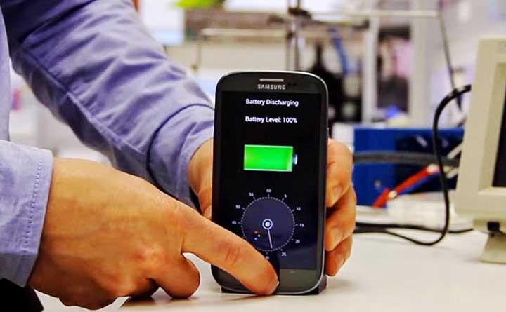 بطاريات مبتكرة تشحن الهواتف في 5 دقائق