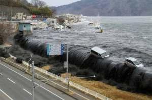 العلماء يكشفون سر تسونامي اليابان الكبير