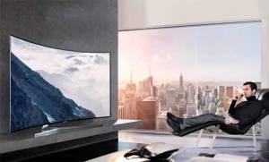 تلفاز عصري غير مرئي من سامسونغ