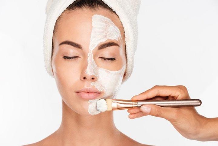 وصفة لتبيض الوجه تناسب نوع بشرتك