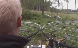 مهندس سويدي يخترع بساط الريح
