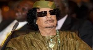 روايتان لمقتل القذافي