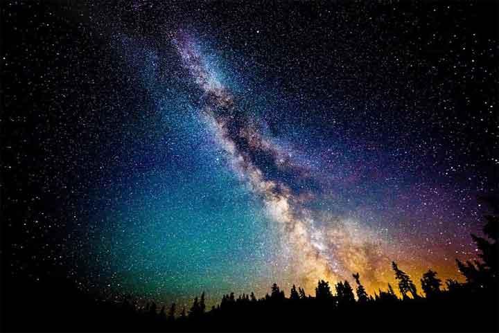 رصد ثقب أسود عملاق في قلب مجرة درب التبانة