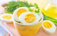 فوائد لا تتوقعيها عند تناولك البيض المسلوق بوجبة الإفطار