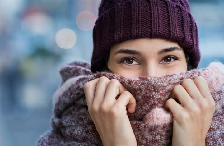 برودة الأنف تدل على اضطراب عمل الدماغ