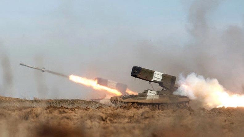 روسيا تصمم نموذج قاذف لهب ثقيل