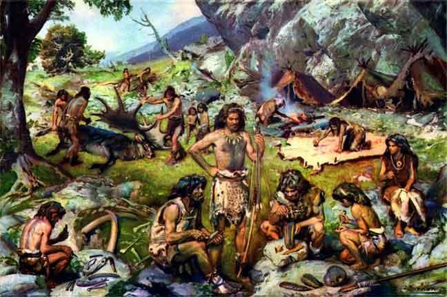 معلومات جديدة ومثيرة عن الإنسان القديم