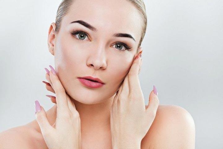 تقشير الوجه بالخلطات الطبيعية، الليزر والتقشير الكيميائي