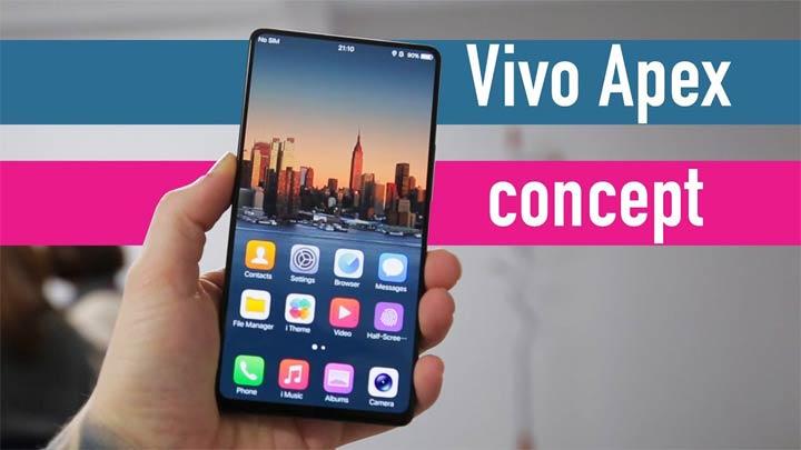 """""""Vivo"""" تطرح هاتفا بمواصفات هي الأولى من نوعها في العالم"""