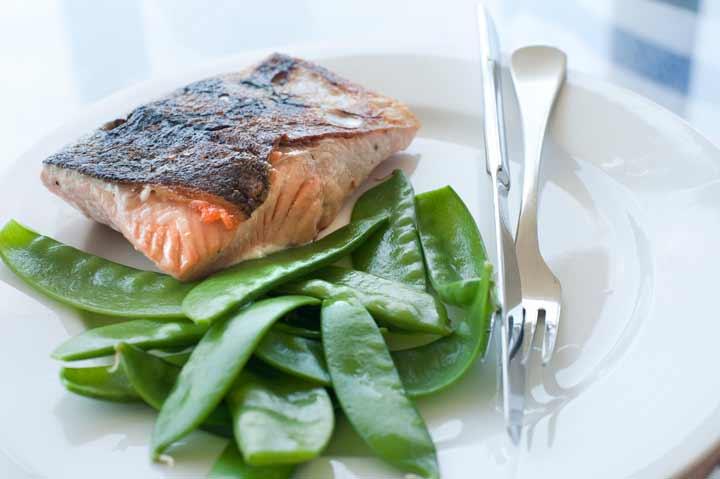 ريجيم السمك اللذيذ