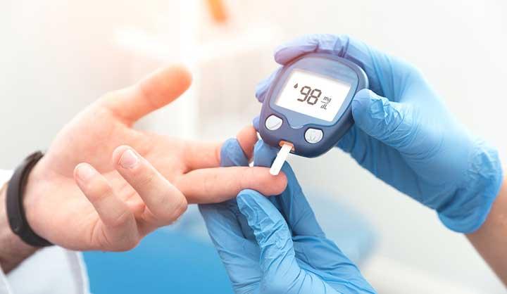 أولى علامات مرض السكري