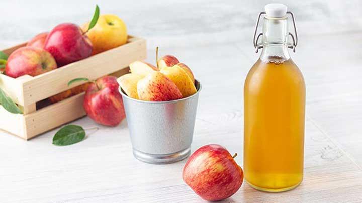 حمية سهلة بواسطة خل التفاح للتخلص من دهون البطن في أسبوع واحد فقط