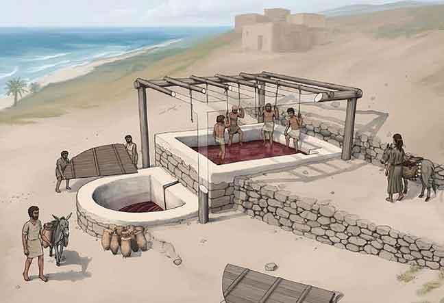 """اكتشاف أول """"مصنع"""" نبيذ قديم في لبنان"""