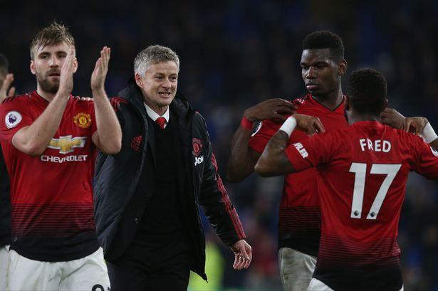Manchester United Menargetkan Finish di Posisi ke-4