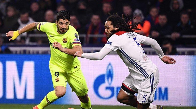 Lyon Berhasil Menahan Imbang Barcelona Di Leg Pertama Liga Champions 2018/19
