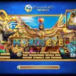 Judi Slot Free Bet Game Horus Eye Joker123