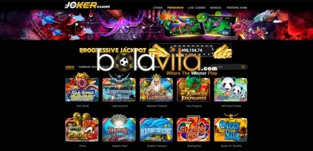 Situs Slot Joker123 Terbaru dan Terbaik di Dunia